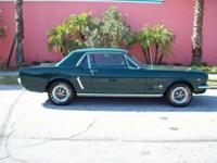1965 Ford Mustang for Sale, 289 V8, automatic