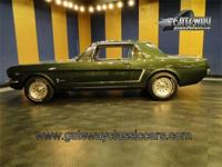 1965 Ford Mustang Coupe in very good condition. This