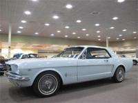 1965 was the second year of the Mustangs, a car that