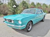 Just in on trade is this nice looking 1965 Ford Mustang