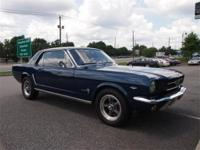 If you want a great driver this is it! This 65 Mustang