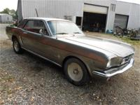 Pretty 1965 Ford Mustang! Completely rebuilt 289 with