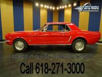 Great looking 1965 Ford Mustang up for grabs. This
