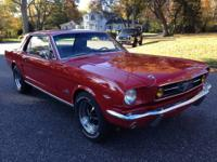 SELLING A RARE RUST FREE CALIFORNIA 1965 MUSTANG COUPE