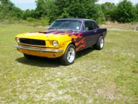1965 Ford Mustang Coupe with 302 V8 Crate Motor and
