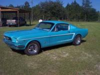 1965 Ford Mustang Fastback American Classic This 2 plus