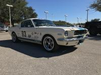 1965 Ford Mustang fastback. This is not a show car but