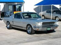 1965 Ford Mustang Fastback - NICE! Hi-Po Cobra 289
