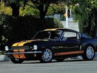 This 1965 Mustang Fastback is the iconic Eleanor look