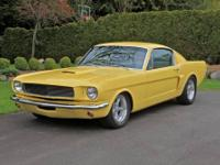 1965 Ford Mustang Fastback. # 5R09C231903. This is one