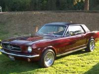 1965 Ford Mustang GT This American classic has just