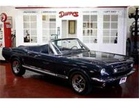 FRESHLY PAINTED CORRECT MUSTANG GT W 1965 Ford Mustang