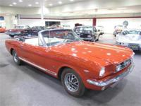 The first Mustang GT was introduced in April of 1965.