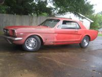 FOR SALE: 1965 Ford Mustang GT - ALL ORIGINAL -