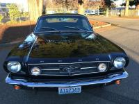 1965 Ford mustang GT Fastback 289 4 speed. A code car,