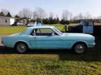 Come check out this restorable 1965 Ford Mustang for
