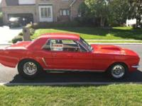 1965 Ford Mustang Pro Street Coupe 347 Stroker 450 HP
