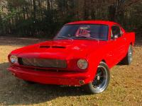 Mustang 1965, breathtakingly gorgeous high performance