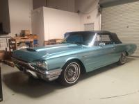 1965 Ford Thunderbird 6.4L Base Automatic Convertible