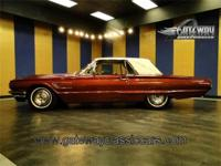 1965 Ford Thunderbird with what is believed to be the