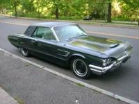 1965 ford thunderbird landau edition All original 390