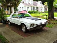 1965 FORD THUNDERBIRD. FOR SALE, TRADE OR OFFER. 390V8,