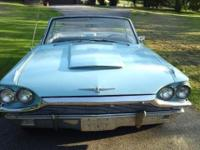 Here is for your consideration: 1965 THUNDERBIRD