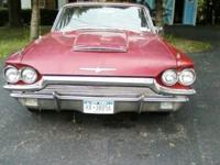 LOVELY CONDITION 1965 FORD THUNDERBIRD. $9,500 B.O. A-1