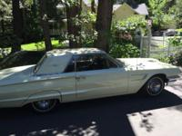1965 Ford Thunderbird 390ci/300HP V8 Engine. 136K miles