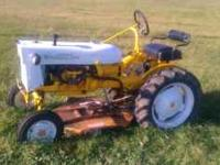1965 International Cub Tractor for sale. Email or call