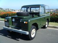 1965 series llA Factory Pickup.This a great opportunity
