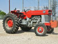Tractor launches and runs strong! Have a look at the