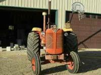 110 hp 6 Cylinder Diesel 5 Speed Transmission and