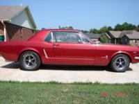 1965 Mustang - $14385 This 1965 Ford Mustang is a real