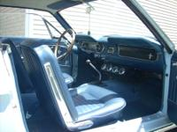 1965 Ford Mustang. Practically new upholstery, carpet,