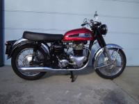 1965 Norton Featherbed Atlas 750-1965 Norton Featherbed