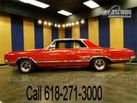 1965 Oldsmobile Cutlass 442 for sale! This is a real