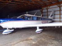 SERIAL NUMBER pa 32-210, registration number N3364W,