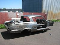 I have a bare metal spare body, complete, for the 1965