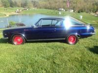1965 Plymouth Barracuda (KY) - $17,500 Estimated 85,000