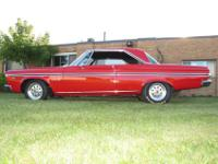 1965 Plymouth Belvedere 11: 1 of 933 4-speed cars made