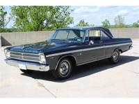 This 1965 Plymouth Belvedere was originally purchased