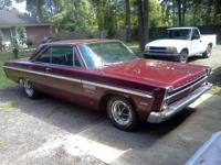 1965 Plymouth Sport Fury with Mopar muscle (Rebuilt)383