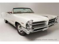 1965 PONTIAC BONNEVILLE Exotic Classics is proud to