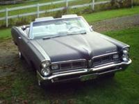 1965 Pontiac Bonneville Catalina Convertible This