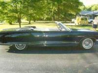 1965 Pontiac Bonneville Convertible.Very clean original