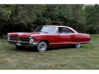 This is an Original, Matching Numbers 1965 Pontiac 2+2