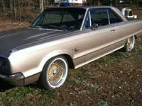 1965 Pontiac Catalina Convertible, 389, automatic, for