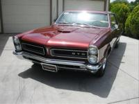 1965 GTO Hardtop PHS Documented! This car is gorgeous.