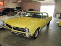 1965 Pontiac GTO ..Real Deal GTO ..Documented ..Very